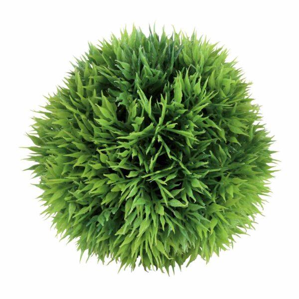 Декорация для аквариума – Пластиковое растение круглое Moss Trixie 9 см.; 15 см.