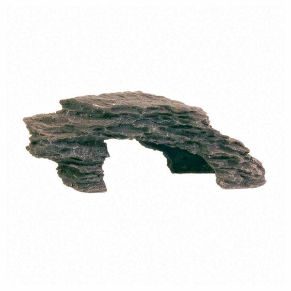 Декорация для террариума – Камень-скала Trixie 19 см.