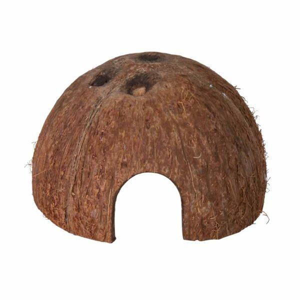 Декорация для террариума – Норки кокосовые Trixie 8, 10, 12 см. (3 шт.)