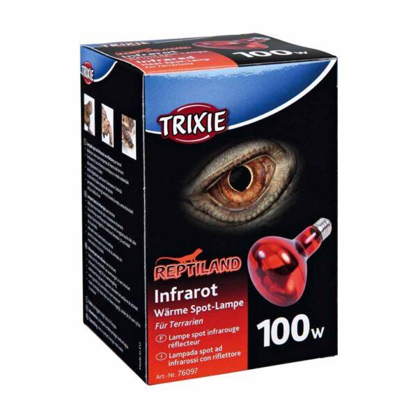 Инфракрасная лампа накаливания Trixie (для обогрева) 35-150 W