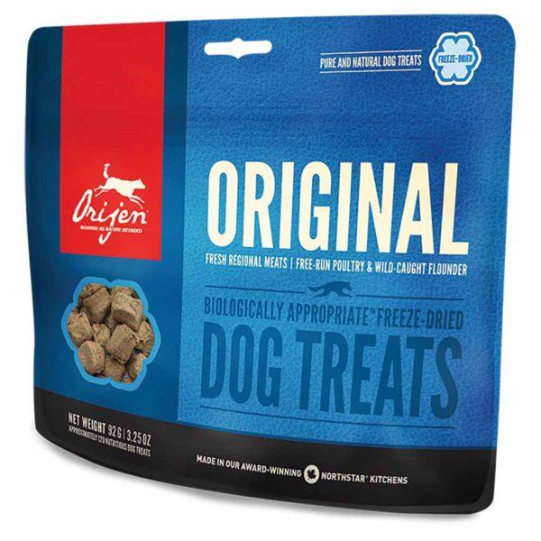 Лакомство для собак – ORIJEN ORIGINAL DOG TREATS