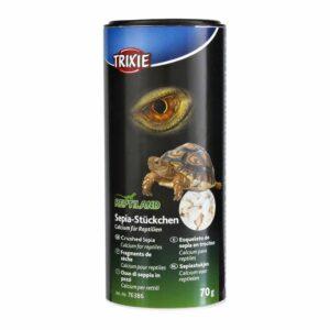 Мел сепия для черепах (кусочки) Trixie Sepia 250 мл. (70 гр.)