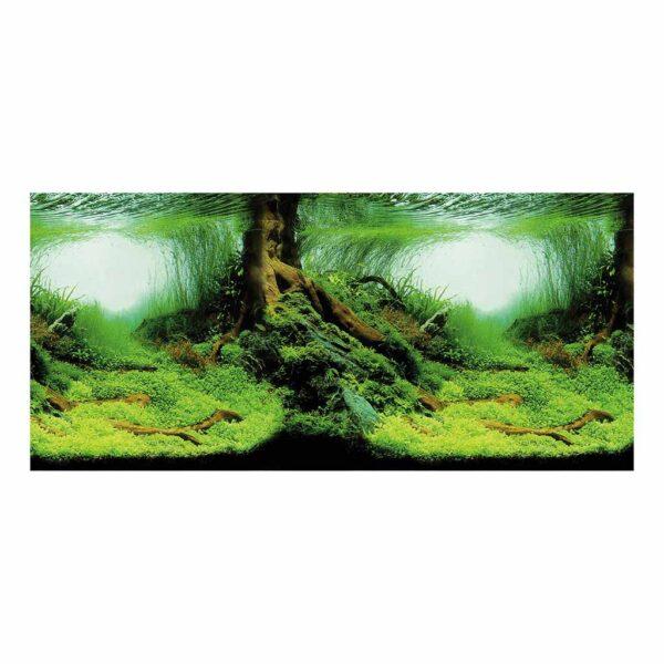 Фон двухсторонний для аквариума Trixie 60х30 см.