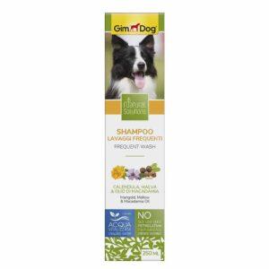 Шампунь для собак для частого использования Natural Solutions GimDog 250 мл.
