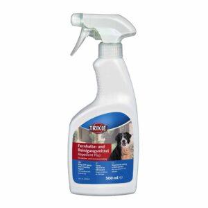 Отпугиватель-очиститель для кошек и собак Trixie Repellent Plus спрей 500 мл.